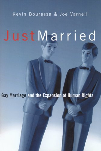 9780299178802: Just Married:  Gay Marriage and the Expansion of Human Rights (Living Out: Gay and Lesbian Autobiographies)