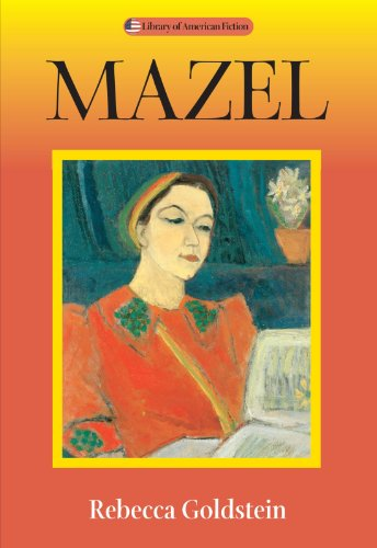 9780299181246: Mazel (Library of American Fiction)