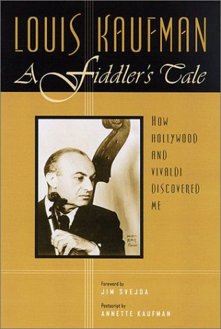 9780299183806: A Fiddler's Tale: How Hollywood and Vivaldi Discovered Me