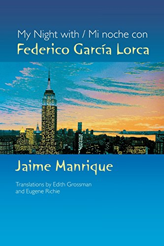 9780299187644: My Night with Federico Garcia Lorca (Library of American Fiction)