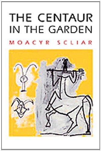 9780299187842: The Centaur in the Garden (THE AMERICAS)
