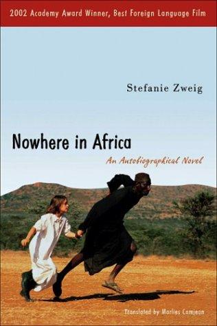 9780299199609: Nowhere in Africa: An Autobiographical Novel