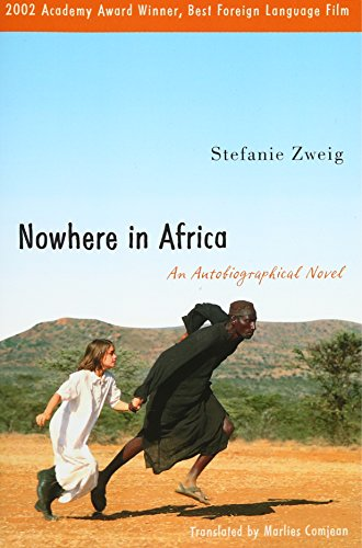 9780299199647: Nowhere in Africa: An Autobiographical Novel