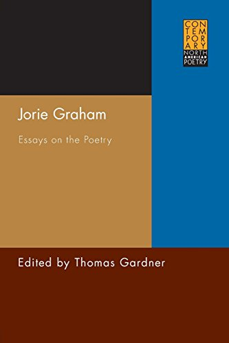 9780299203245: Jorie Graham: Essays on the Poetry (Contemporary North American Poetry)