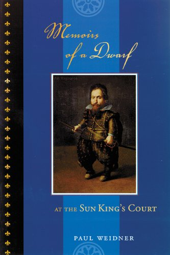 9780299205102: Memoirs of a Dwarf: At the Sun King's Court