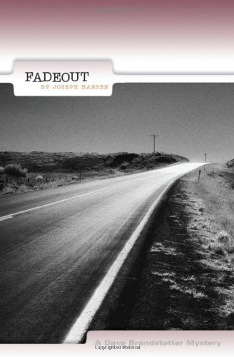 9780299205546: Fadeout: A Dave Brandstetter Mystery (Terrace Books)
