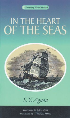 9780299207045: In the Heart of the Seas (Library Of World Fiction)