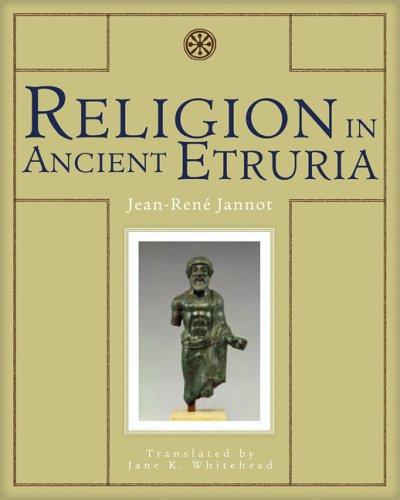 9780299208400: Religion in Ancient Etruria (Wisconsin Studies in Classics)