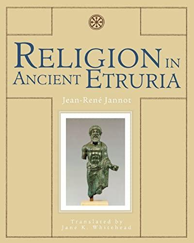 9780299208448: Religion in Ancient Etruria (Wisconsin Studies in Classics)