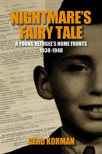 9780299210809: Nightmare's Fairy Tale: A Young Refugee's Home Fronts, 1938–1948 (Shoah Studies)