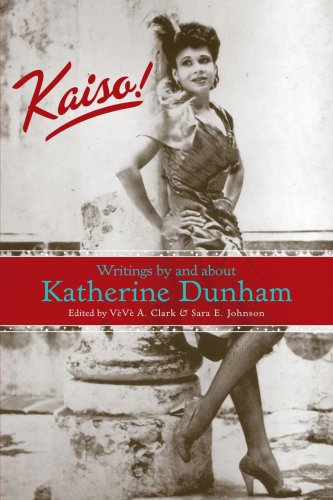 9780299212742: Kaiso!: Writings by and about Katherine Dunham (Studies in Dance History)