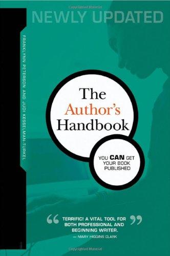 The Author's Handbook: Peterson, Franklynn; Kesselman-Turkel,