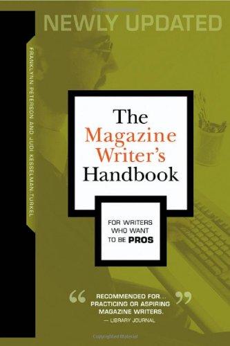 9780299214944: The Magazine Writer's Handbook