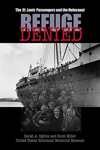 9780299219840: Refuge Denied: The St. Louis Passengers and the Holocaust