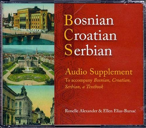 9780299221102: Bosnian, Croatian, Serbian Audio Supplement: To Accompany Bosnian, Croatian, Serbian, a Textbook