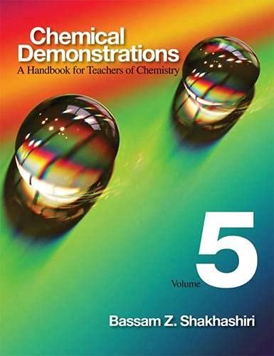 9780299226503: Chemical Demonstrations, Volume 5: A Handbook for Teachers of Chemistry