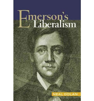 9780299228002: Emerson's Liberalism (Studies in American Thought and Culture)