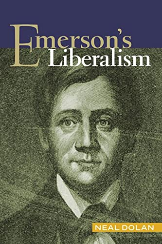 9780299228040: Emerson's Liberalism (Studies in American Thought and Culture)