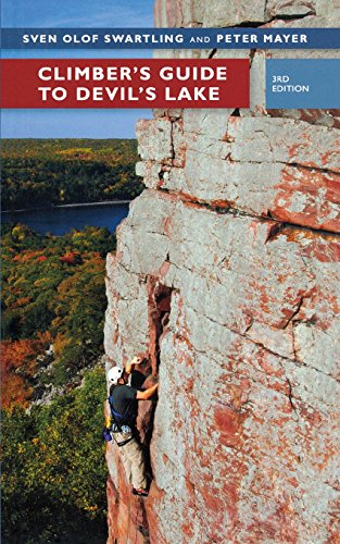 9780299228545: Climber's Guide to Devil's Lake