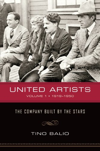 9780299230043: United Artists, Volume 1, 1919–1950: The Company Built by the Stars