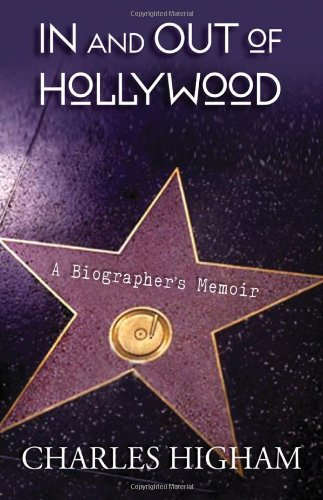 9780299233402: In and Out of Hollywood: A Biographer's Memoir