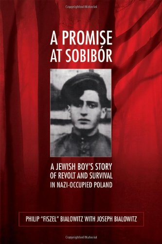 9780299248000: A Promise at Sobibor: A Jewish Boy's Story of Revolt and Survival in Nazi-Occupied Poland