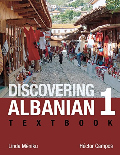 9780299250843: Discovering Albanian I Textbook