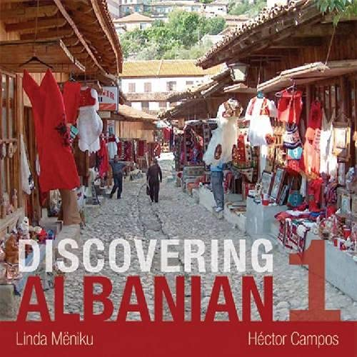 Discovering Albanian I Audio Supplement - To: Mëniku, Linda