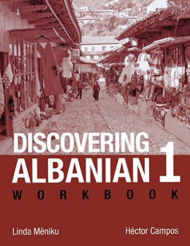 9780299250942: Discovering Albanian I Workbook
