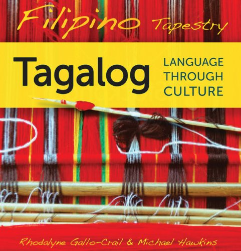 9780299281656: Filipino Tapestry Audio Supplement: To accompany Filipino Tapestry, Tagalog Language through Culture