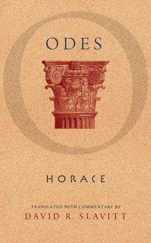 Odes (Wisconsin Studies in Classics): Horace