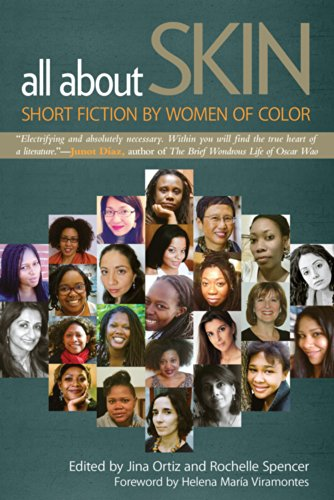9780299301941: All about Skin: Short Fiction by Women of Color