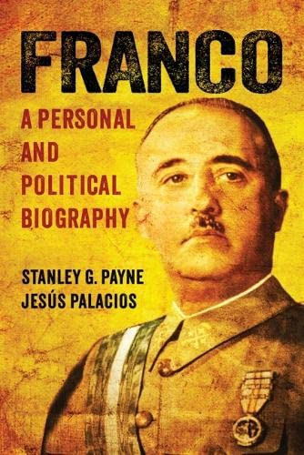 9780299302108: Franco: A Personal and Political Biography