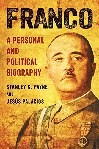 9780299302146: Franco: A Personal and Political Biography