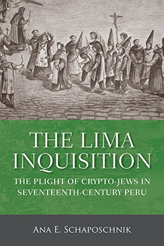 9780299306144: The Lima Inquisition: The Plight of Crypto-Jews in Seventeenth-Century Peru