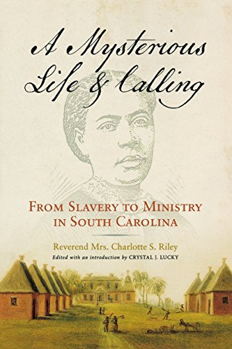 9780299306748: A Mysterious Life and Calling: From Slavery to Ministry in South Carolina (Wisconsin Studies in Autobiography)