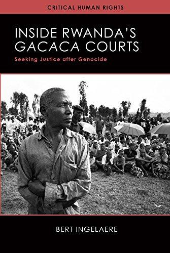 Inside Rwanda's /Gacaca/ Courts Seeking Justice after Genocide: Ingelaere, Bert