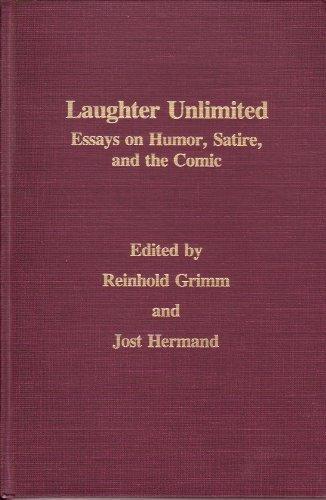 Laughter is good medicine essay