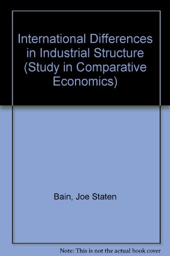 9780300000115: International Differences in Industrial Structure