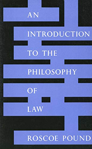 9780300001884: An Introduction to the Philosophy of Law: Revised edition (The Storrs Lectures Series)