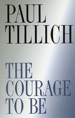 9780300002416: The Courage to be (The Terry Lectures)