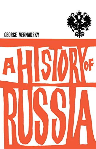 9780300002478: A History of Russia: New, Revised Edition