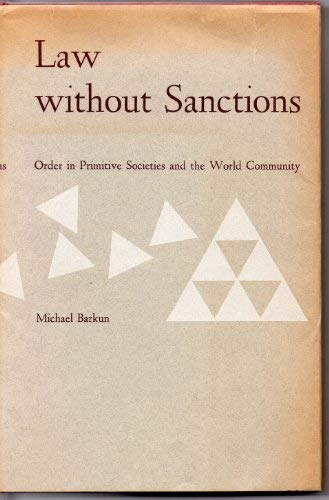 9780300002911: Law Without Sanctions
