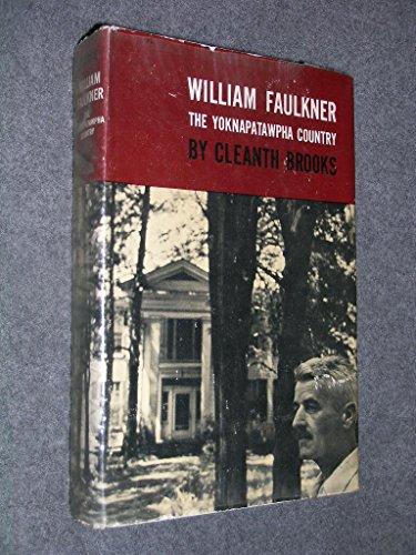 9780300003291: William Faulkner: The Yoknapatawpha Country