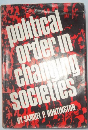 9780300005844: Political Order in Changing Societies