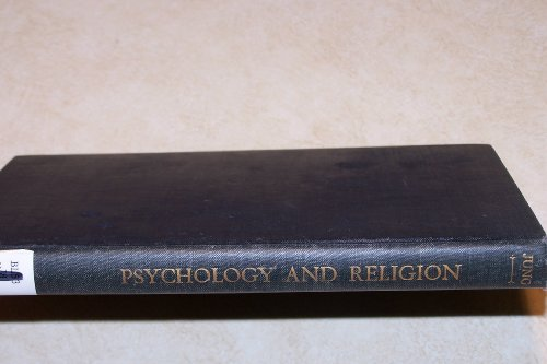 9780300006131: Psychology and Religion (The Terry Lectures)