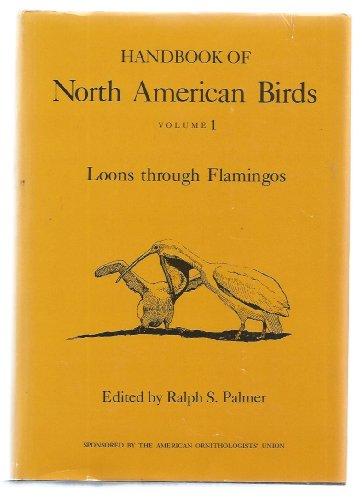Handbook of North American Birds complete in Five Volumes: PALMER (Ralph S.) editor