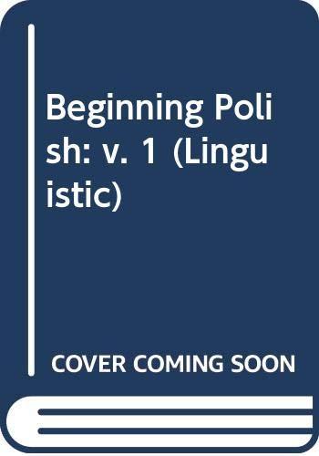 9780300008845: Beginning Polish: v. 1