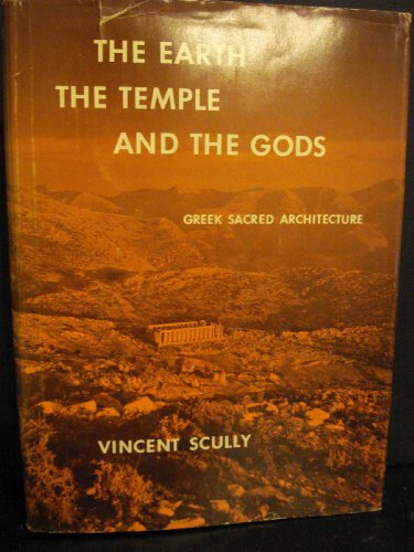 9780300008913: Earth, Temple and Gods: Greek Sacred Architecture