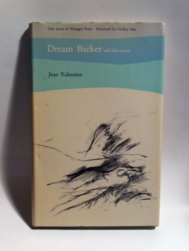 9780300010046: Dream Barker and Other Poems